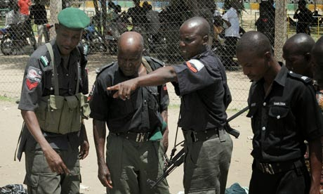 Adamawa bomb scare: Police arrest suspect who handed bag to 7yr-old