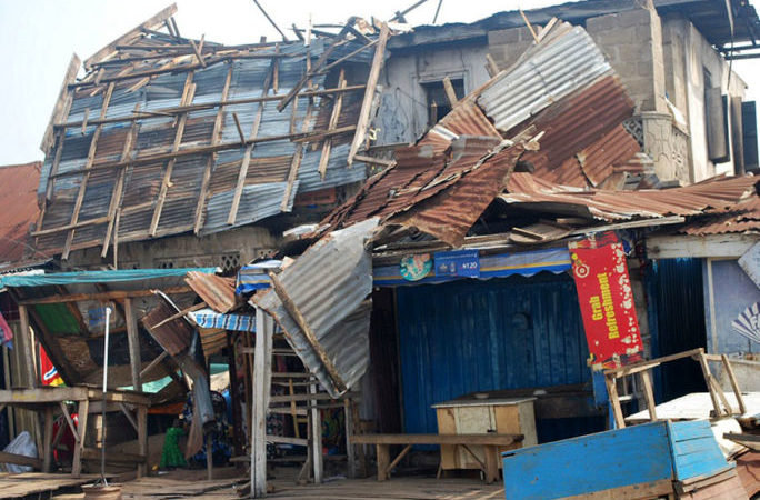 Ondo rainstorm : Victims seek government intervention