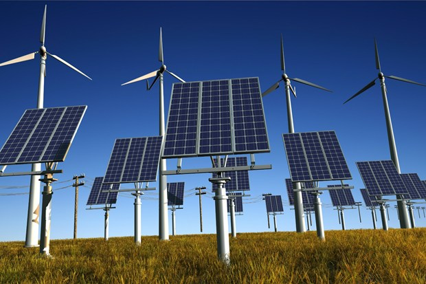 Economic summit group, others want renewable energy sources