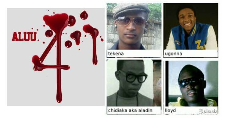 Aluu 4 trial : Court sentences 3 to death for murder