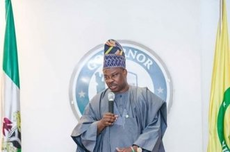 Amosun urges Corps members to tap into state opportunities
