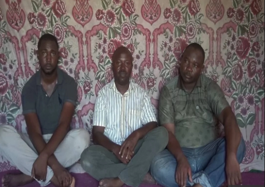 Boko Haram releases video of kidnapped UNIMAID Staff