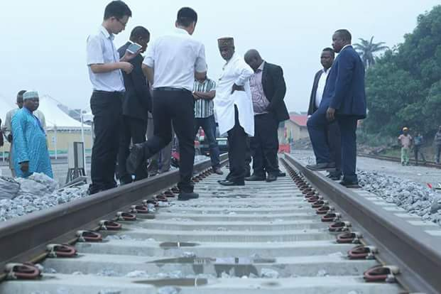 Rail devt will greatly support govt's diversification agenda – Amaechi