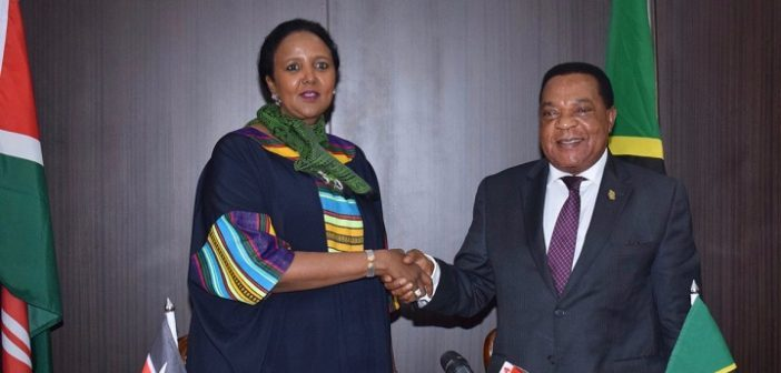 Trade : Kenya, Tanzania re-open borders