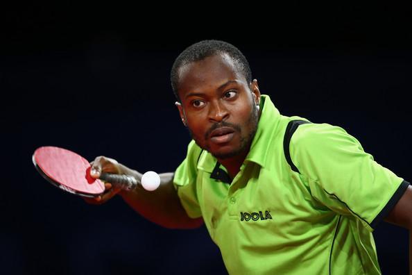 ITTF Nigeria Open : Quadri named top seed in men's singles