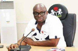 Fayose dissolves State Executive Council