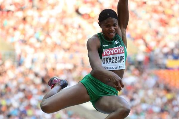 Okagbare qualifies for 2017 W.A.C. long Jump event