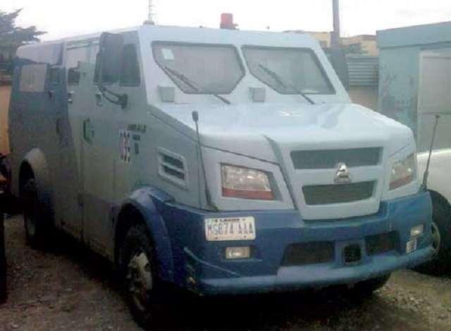 Police foil robbery attempt on Bullion Van in Ondo
