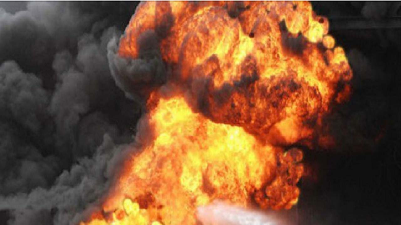 JUST IN : Loud explosions rock Borno's Maiduguri
