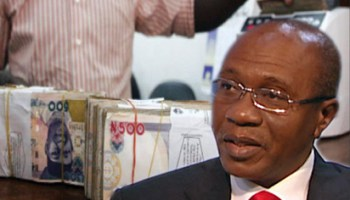 Central Bank may not support interest rate cut – Emefiele