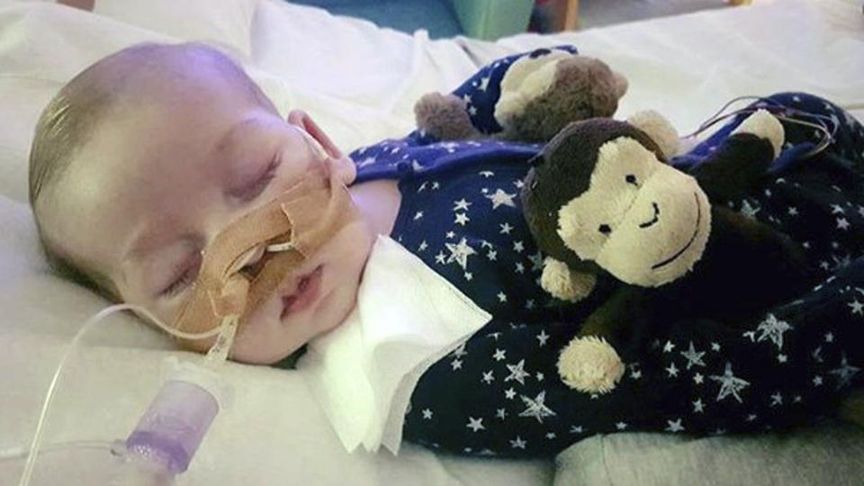 Charlie Gard, 'beautiful little boy' at heart of dispute, dies