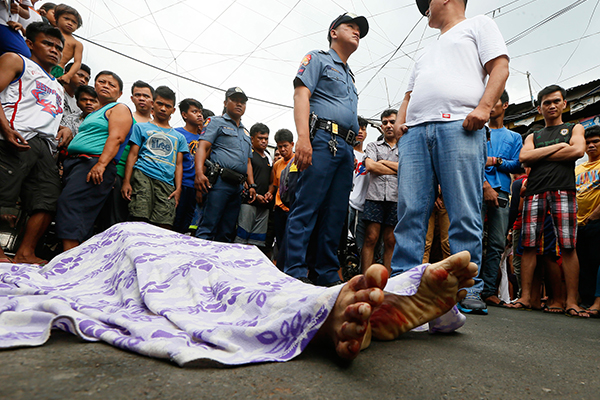 Police kill Philippine Mayor, wife in drug raid