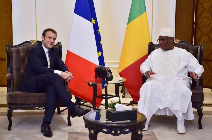 France and Africa must forge ties to combat terrorism – Macron
