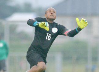 Ikechukwu Ezenwa named CHAN Eagles captain