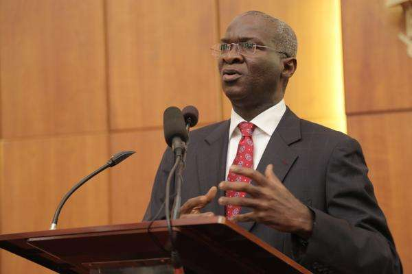 Disagreement with NASS healthy – Fashola