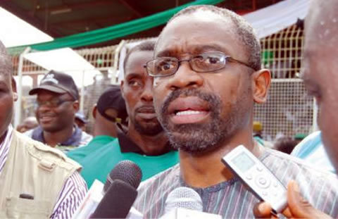 Gbajabiamila gives four SUVs to lucky constituents