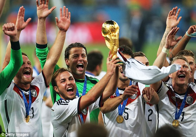 Germany win 2017 FIFA Confederation Cup final