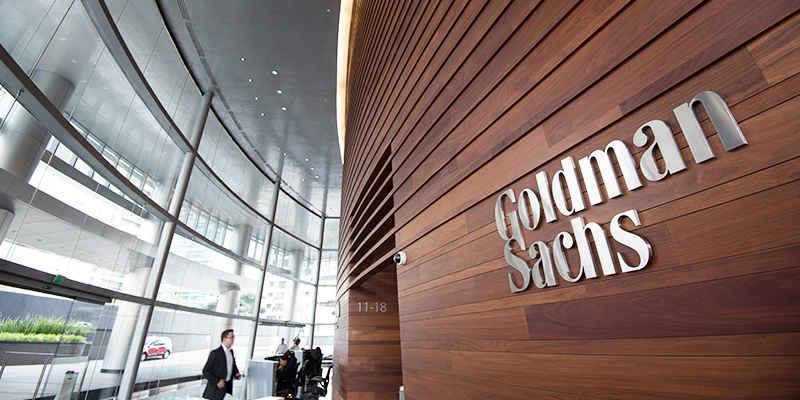 Goldman Sachs reports lower profit in 2017 Q2