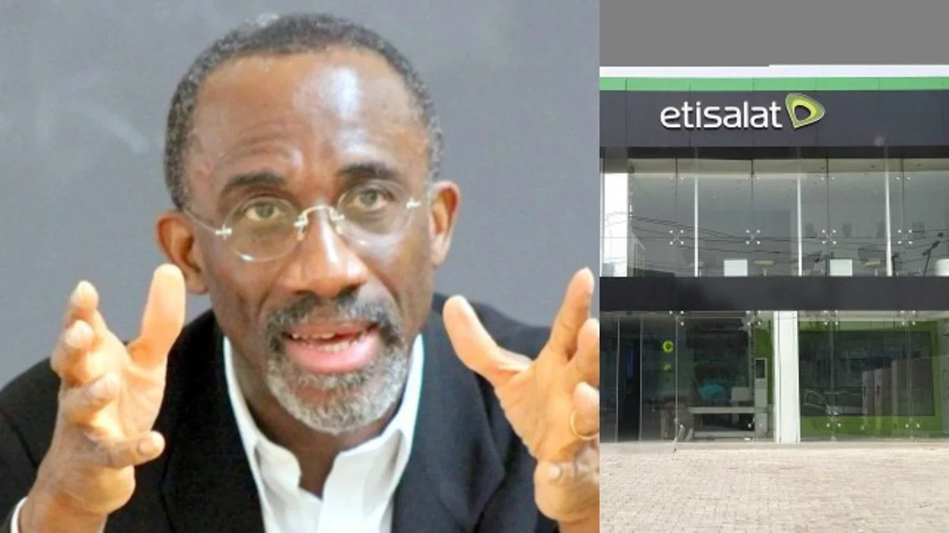 Hakeem Bello-Osagie resigns as Etisalat Nigeria chairman