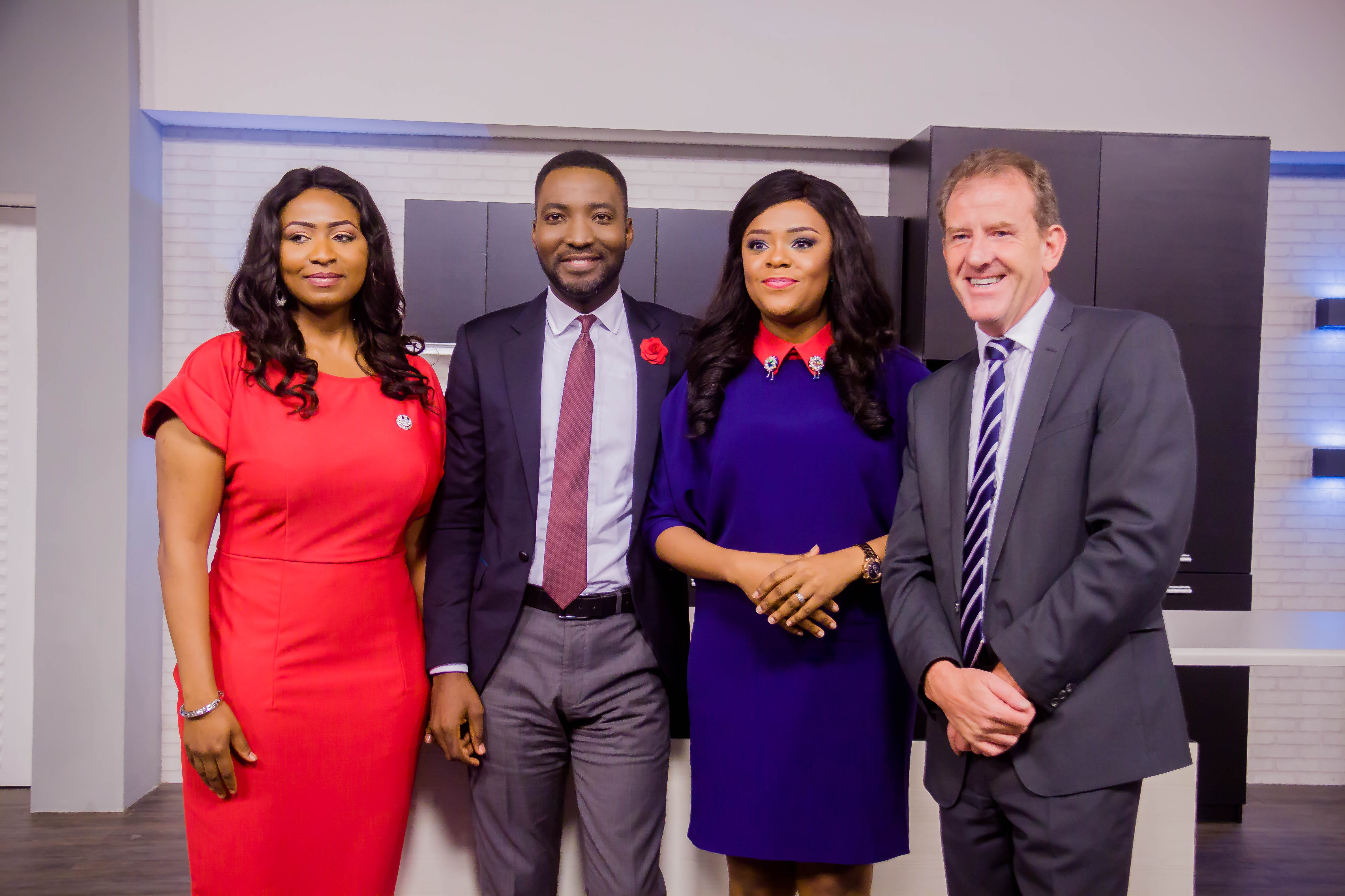 NIGERIA'S FIRST ALL-ENTERTAINMENT BREAKFAST SHOW, WAKE UP NIGERIA, DEBUT ON TVC