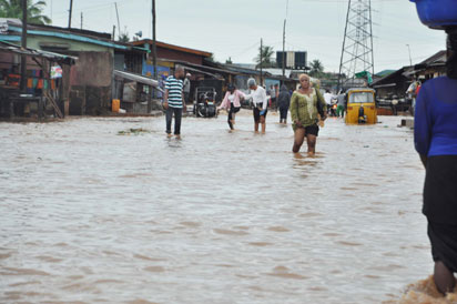 Flooding: Ibafo residents call for government's intervention