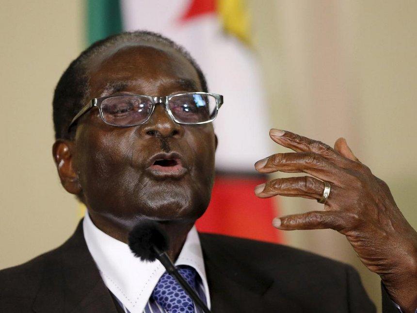 """I am not going anywhere, not dying"" – Mugabe"