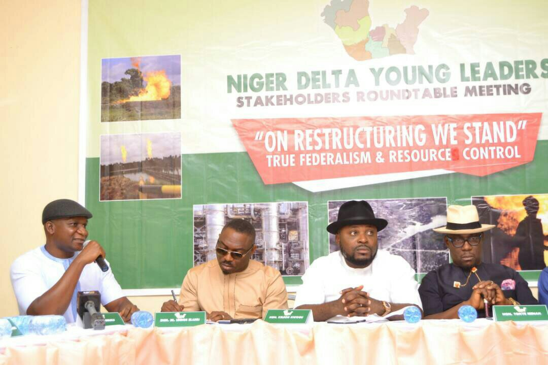 Niger Delta youth group backs economic restructuring