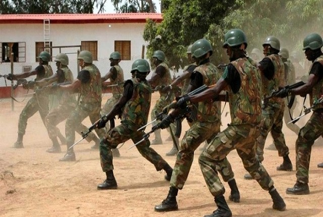 Army rescues abducted Geologists, five others
