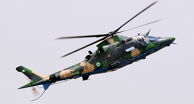 Nigerian Airforce partners with Britain on air assets preservation