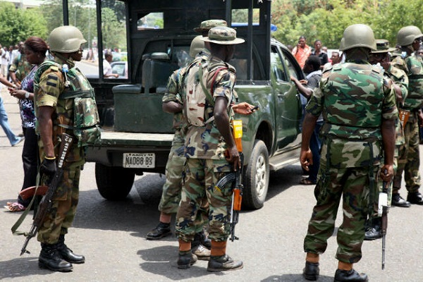 Boko Haram bombs Army Patrol team vehicle, kills four soldiers in Borno