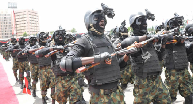 Army raids kidnappers den in Akoko area of Ondo state
