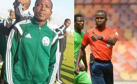 Four Nigerian referees to handle Al Ahly-Coton Sport match