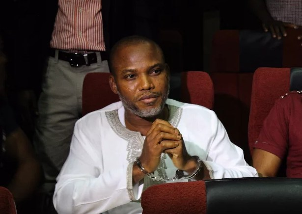 Treason charges : Nnamdi Kanu's trial adjourned till October