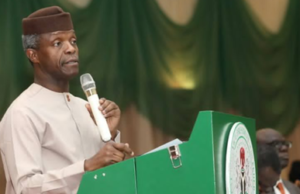 Osinbajo inaugurates multi-billion naira projects in Zamfara