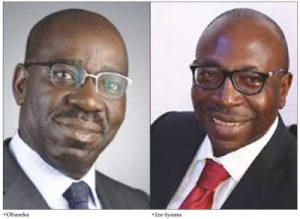Ize-Iyamu congratulates governor Obaseki