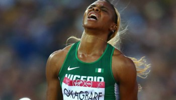 Okagbare finishes fourth at IAAF Diamond League