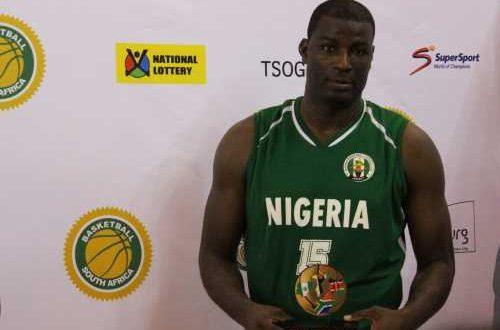 Nigeria's Oydeji becomes FIBA Ambassador