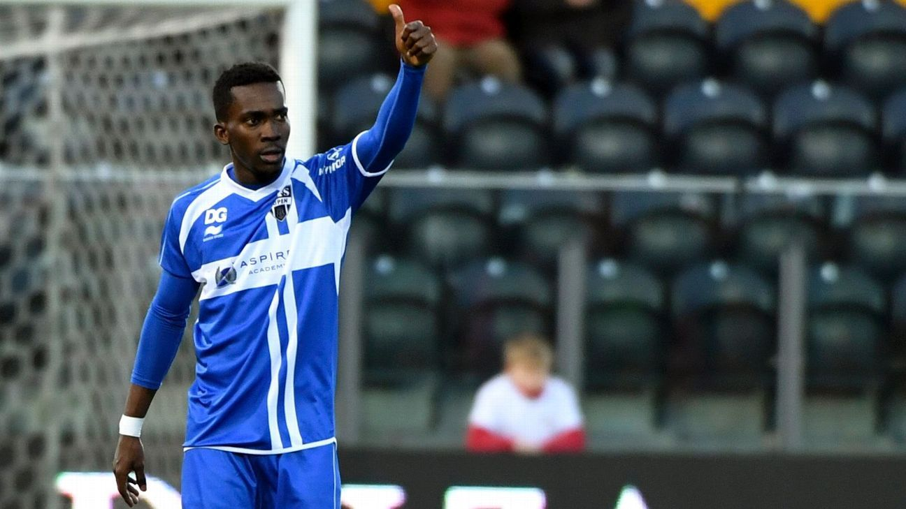 Everton confirm Henry Onyekuru's deal