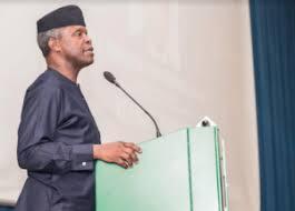 Osinbajo pledges Nigeria's support to APPO reform process