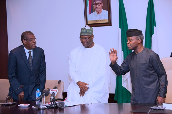 We're committed to free, fair elections – Osinbajo
