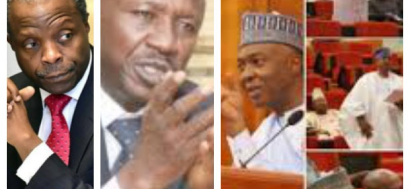 Group challenges Senate over comments against Osinbajo