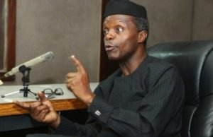 Nobody can remove EFCC boss – Osinbajo
