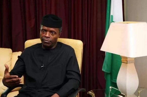 Hate speech will no longer be tolerated – Osinbajo