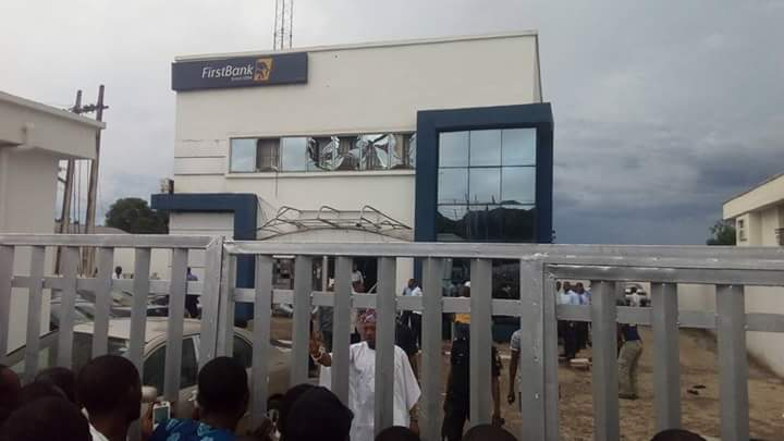 Iwo bank robbery : Banks reopen for operation after six weeks