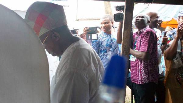 Voting, ballot counting peaceful in Osun West by-election