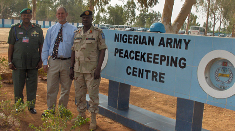 Nigerian Army Peacekeeping Centre Jaji gets new name