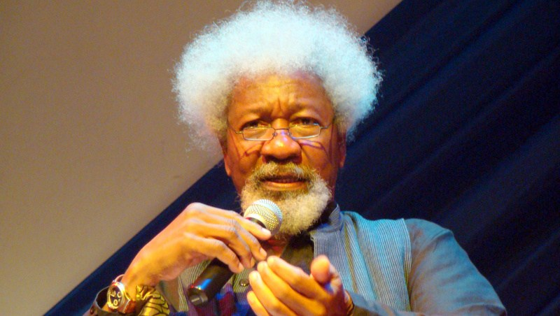 Soyinka supports restructuring, says Nigeria is negotiable