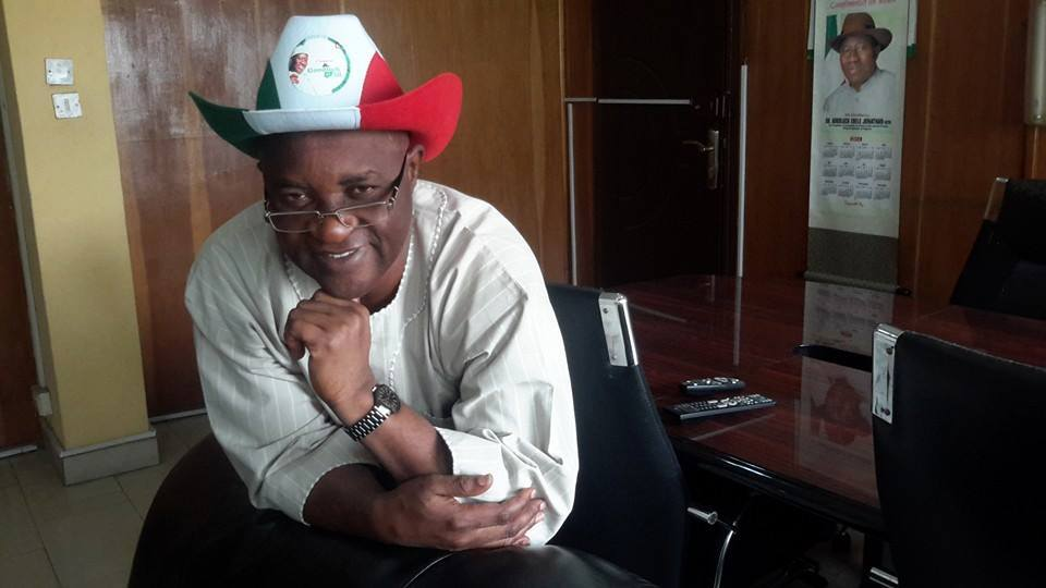 PDP leadership : Former scribe calls for reconciliation