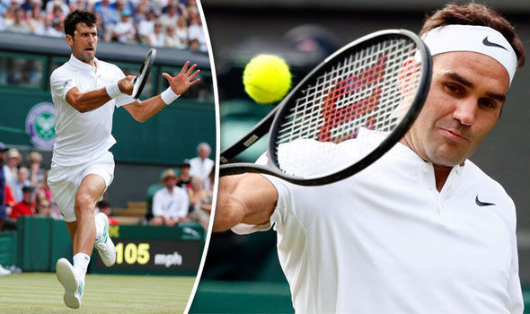 Wimbledon : Djokovic, Federer stroll into 3rd round