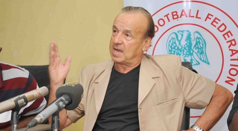 Don't take hasty decision on Ikeme's replacement, Shorounmu urges Rohr
